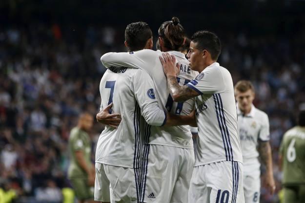 El Real Madrid ganó fácil ante un incómodo Legia, sin embargo Keylor de nuevo recibió gol. Foto: LaLiga.es