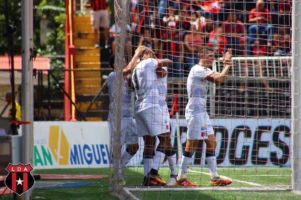 Alajuelense asegura también el tercer lugar. Foto: Prensa LDA