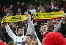 Photo of Aficionados del Dortmund acogieron fans del Mónaco tras aplazamiento del partido