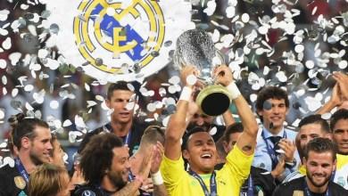 Photo of Keylor Navas alzó título de Supercopa de Europa con heroica actuación