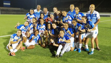 Photo of Moravia bicampeón femenino de UNCAF