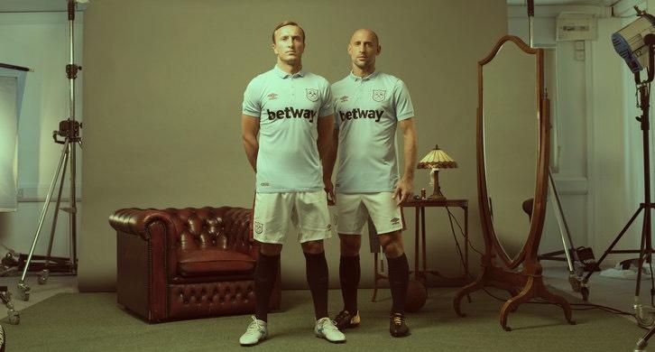 top 5 camisetas del West Ham United