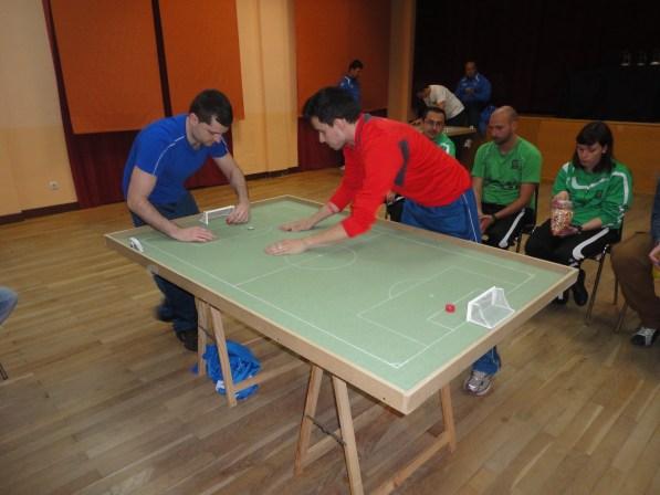 Jose Rodríguez y Arturo Harguiney disputaron la final