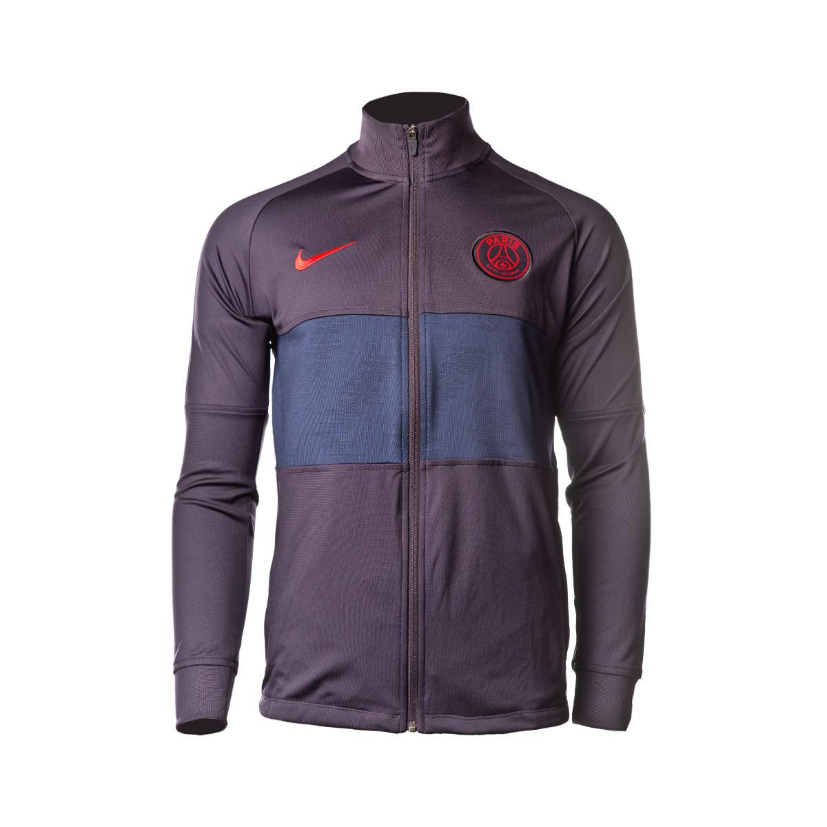 nike paris saint germain dry strike 2019 2020 jacket