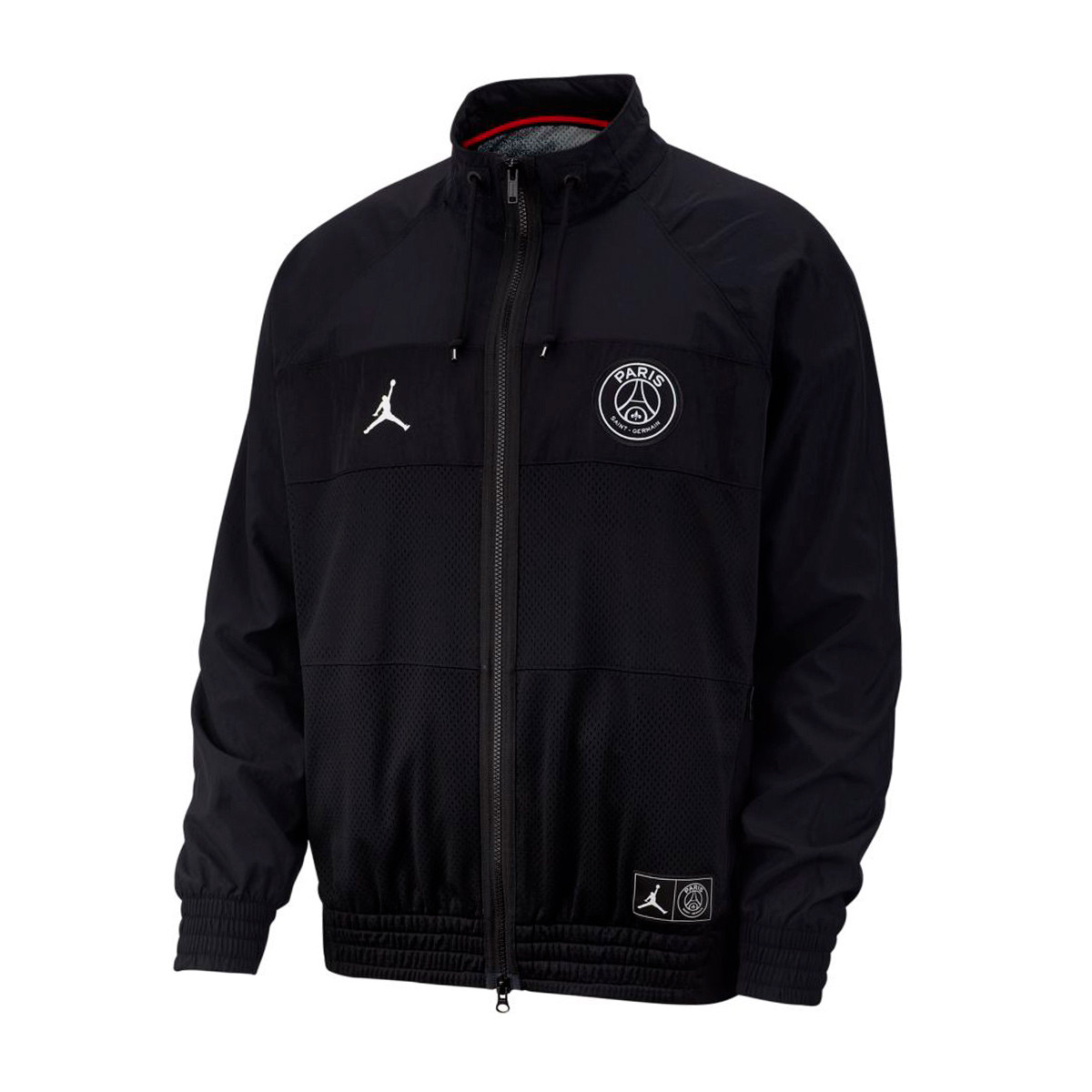 nike paris saint germain jordan 2019 2020 jacket
