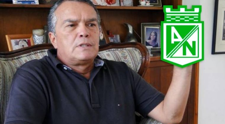 What the president of Cortuluá is willing to do if the guardianship in favor of Nacional leaves