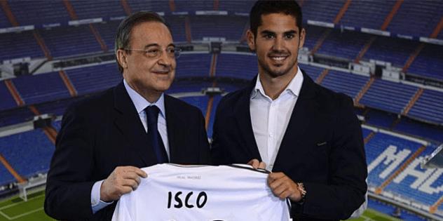 Camiseta Isco Real Madrid