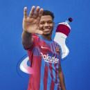 camiseta barcelona 2022