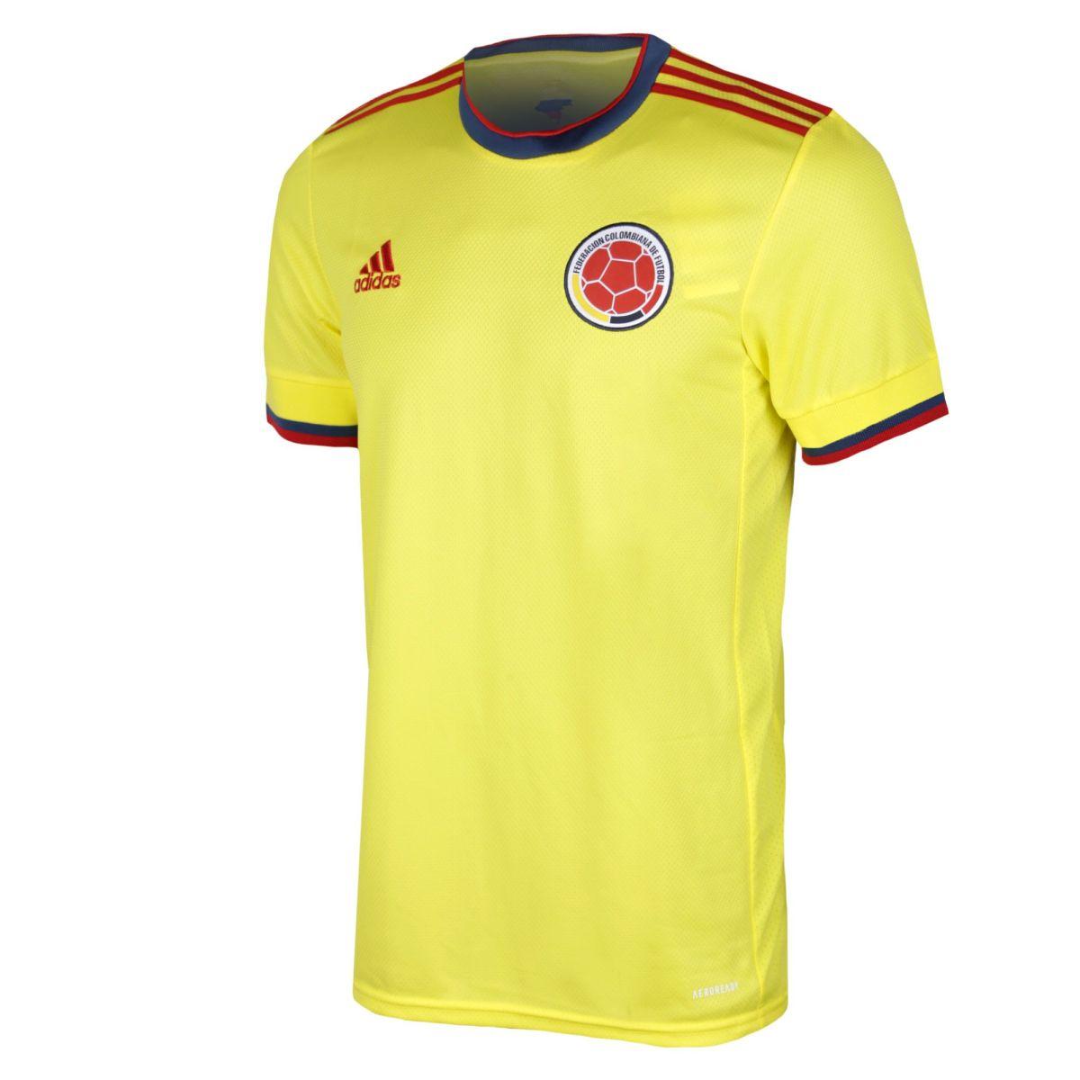 camiseta colombia copa américa