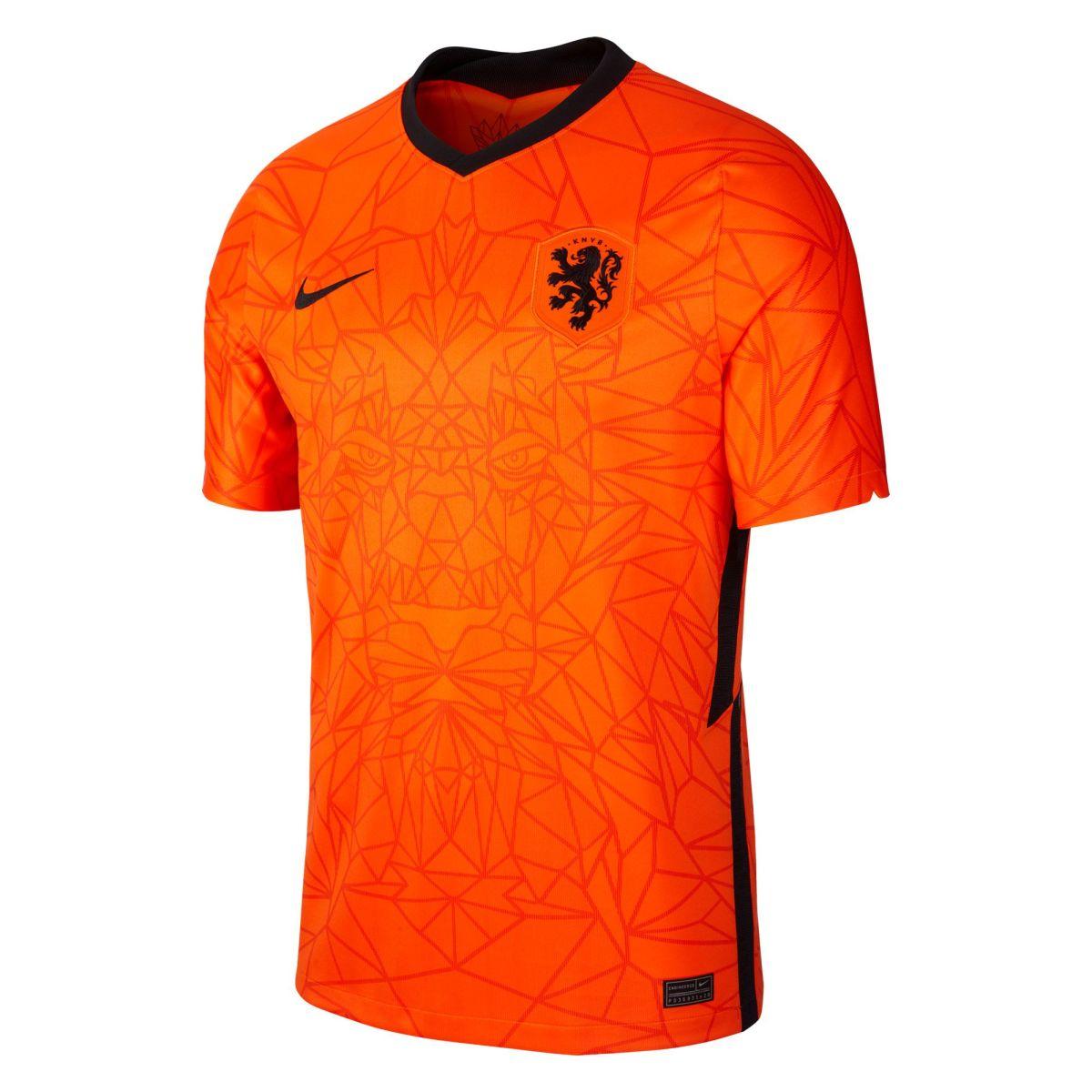 camiseta holanda eurocopa 2021