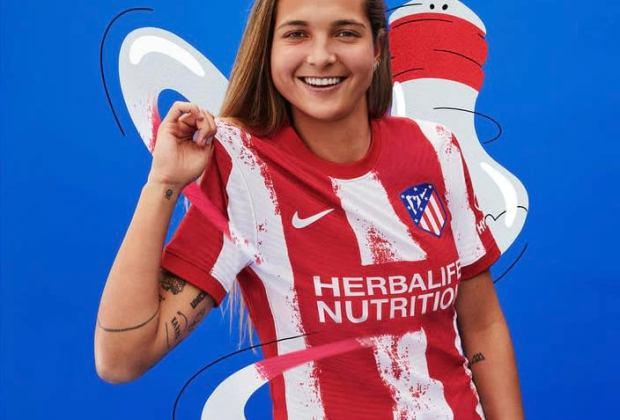 nueva camiseta atletico de madrid 2022