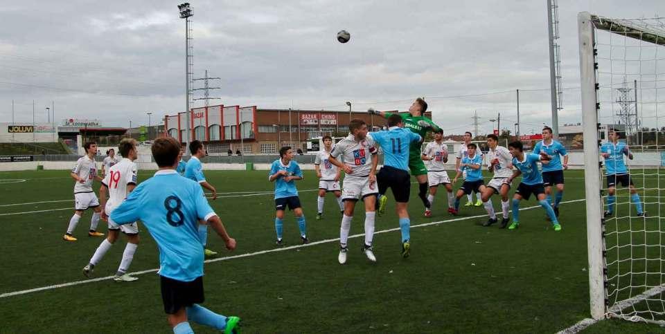 Escuela Fútbol JIN nuestras becas