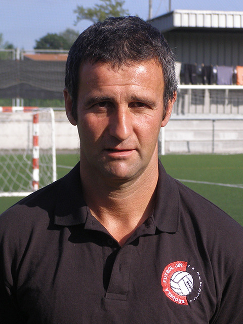 Escuela Fútbol JIN Nacho Lopez
