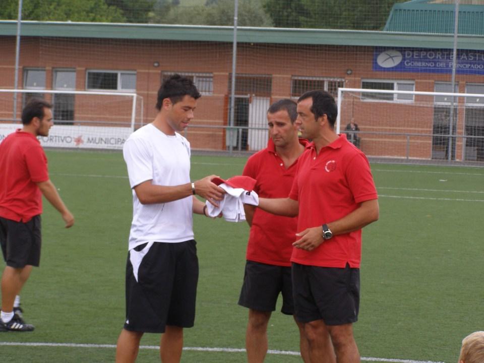 Campus Futbol Jin Javi Fuego