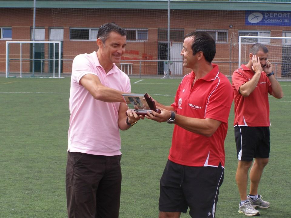 Campus Futbol Jin Manuel Enrique Mejuto