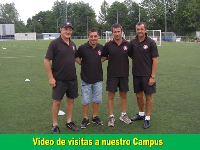 VIDEO DE VISITAS AL CAMPUS
