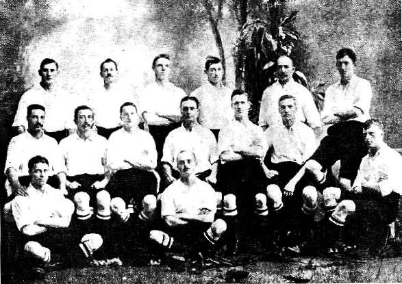 Image result for sudafrica XI 1906