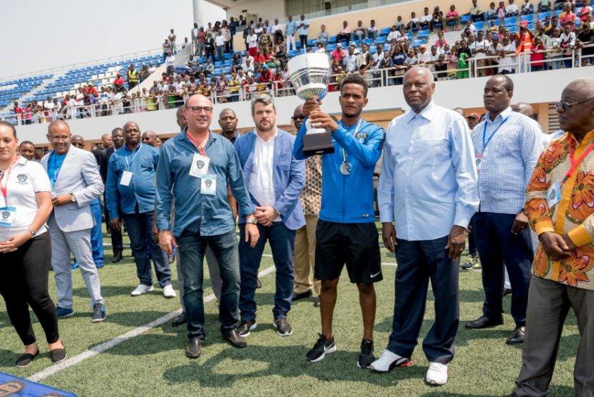 Academia de Futebol de Angola. La Historia de un éxito