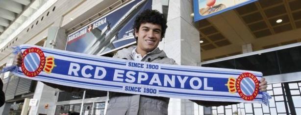 Coutinho ficha por el Espanyol (vía Mundo Deportivo)