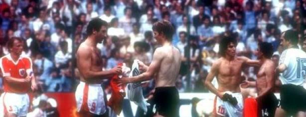 Austria-Alemania, Mundial 1982