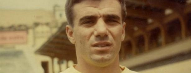 Tonono, jugador de la UD Las Palmas