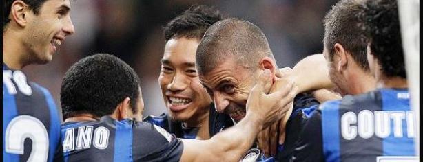 Walter Samuel dio con su gol el triunfo para el Inter contra el AC Milan