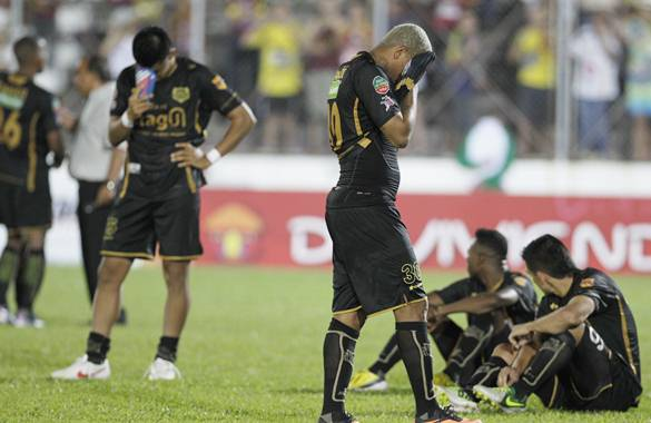 Itagüi players lament the elimination of Postobón League final, although in Ibague Tolima beat? W.