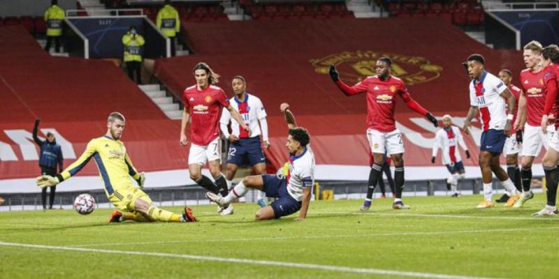 Champions League: Manchester United vs PSG, resultado, goles, detalles,  Neymar vs Cavani | Champions League | Futbolred