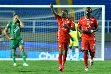 America Vs Patriotas Results Goals Details And Match Liga Betplay 2020 Colombian Soccer Betplay League Archysport