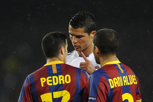 El Barcelona fulmina al Real Madrid