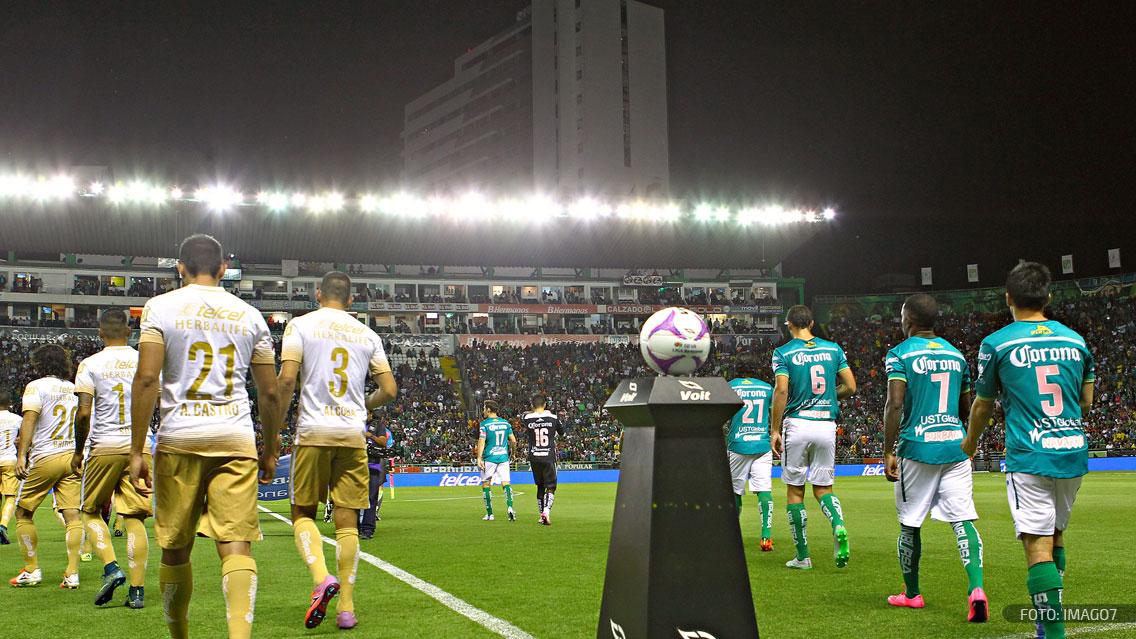 León vs Pumas