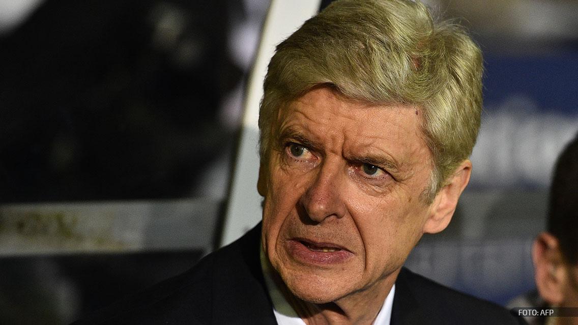 Arsene Wenger renovó con el Arsenal hasta el 2019