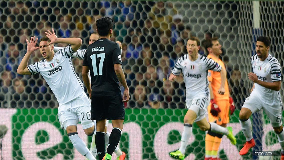Porto 0-2 Juventus