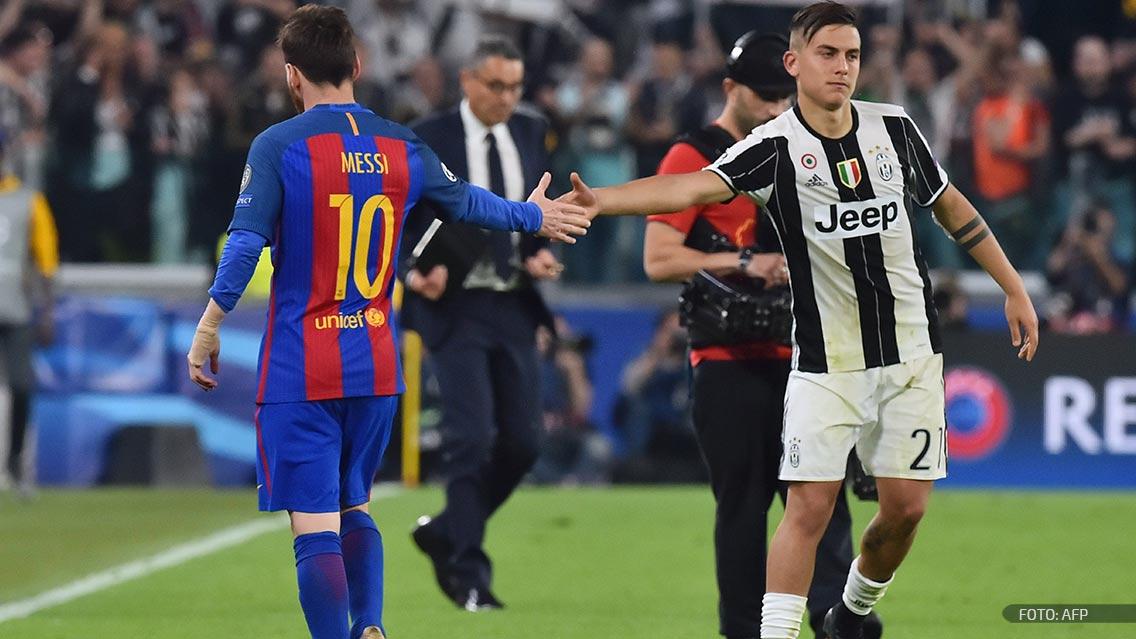 Paulo Dybala renueva con Juventus hasta 2022