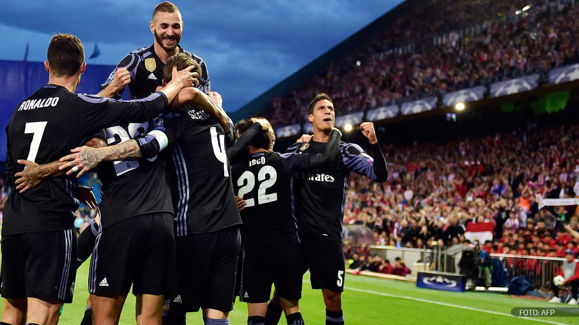 Real Madrid no baja el ritmo