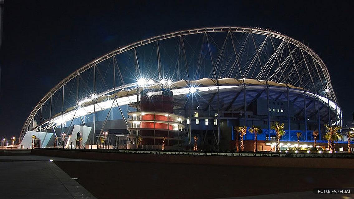 Primer estadio de Qatar 2022 está terminado — URUGUAY