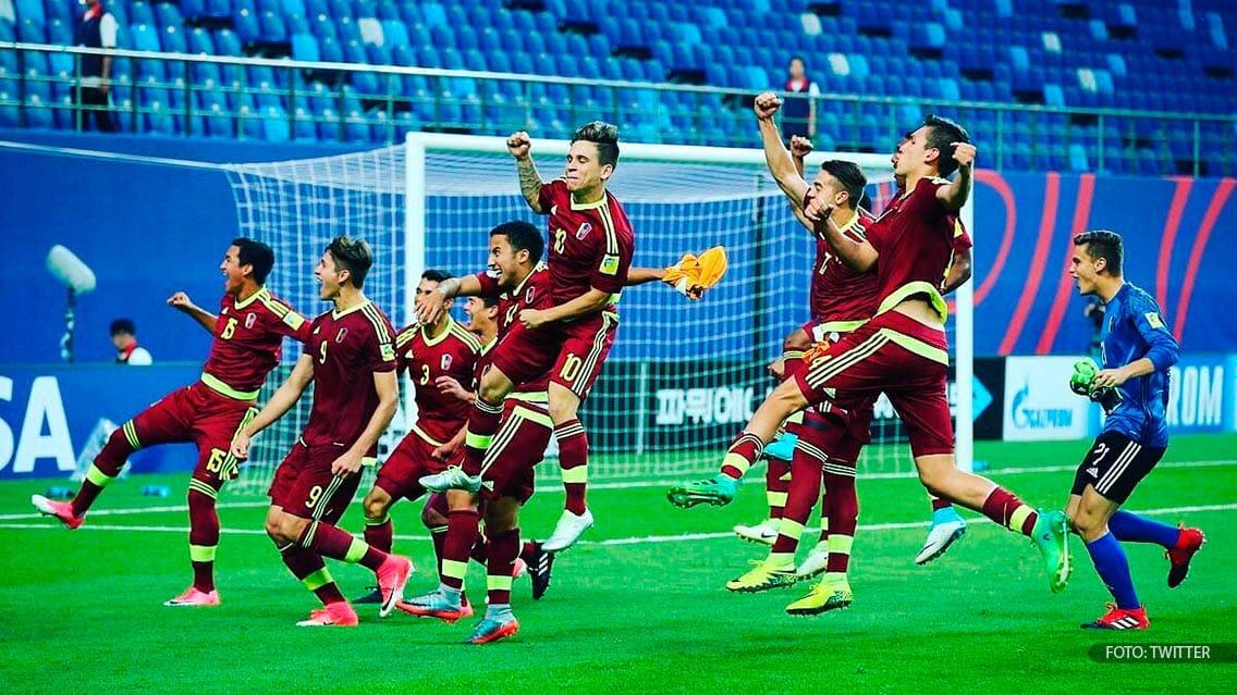 Venezuela subcampeón del Mundial sub 20