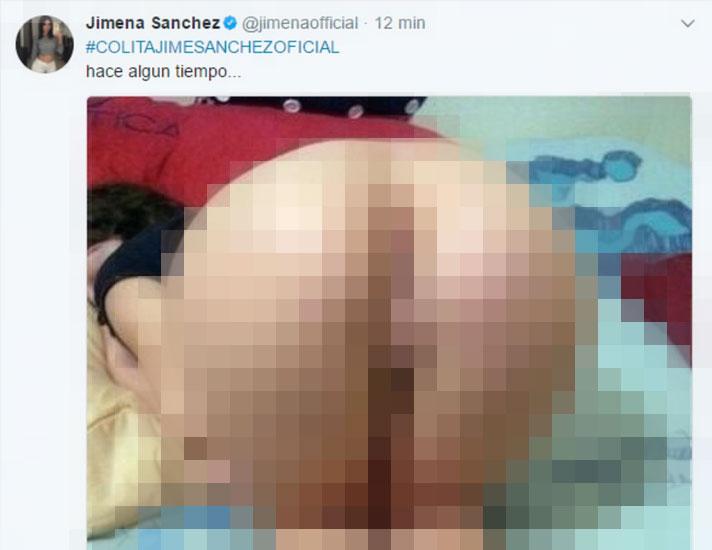 Resultado de imagen para HAcker Jimena Sanchez