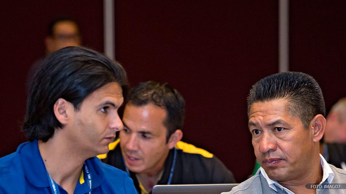 Mario Hernández Lash es nuevo Director Deportivo de Necaxa