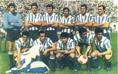 Racing Club de Avellaneda. 45 anos atrás, ganhava a América.