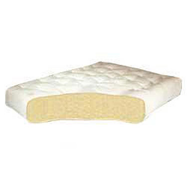 8 All Cotton Eastern King Futon Mattress Model 707