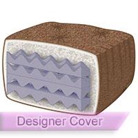 Escape 9 Full Futon Mattress With Designer Cover