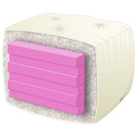 Platinum 10 Queen Futon Mattress