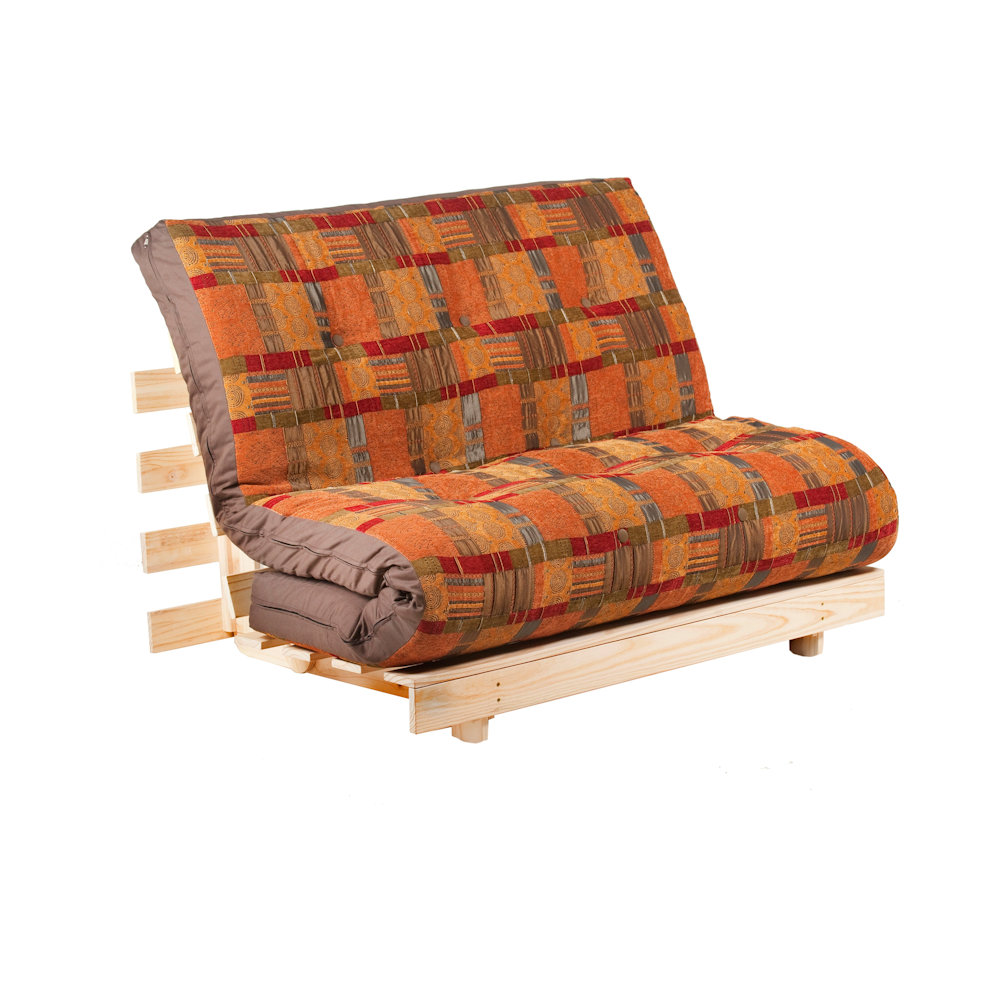 cambridge futon cambridge double futon sofa bed   4ft or 4ft 6    rh   futonsfirst co uk