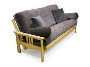 Chloe Traditional Futon Frames @ FutonWorld New Jersey