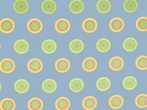 Candy Dot 22'' Bolster Pillow Set