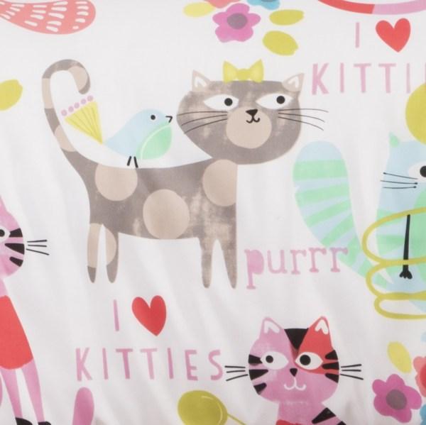 Purrty Cat Full Fulton Cover