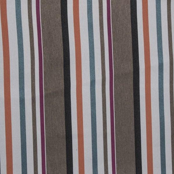 Resort Stripe Full Fulton Cover
