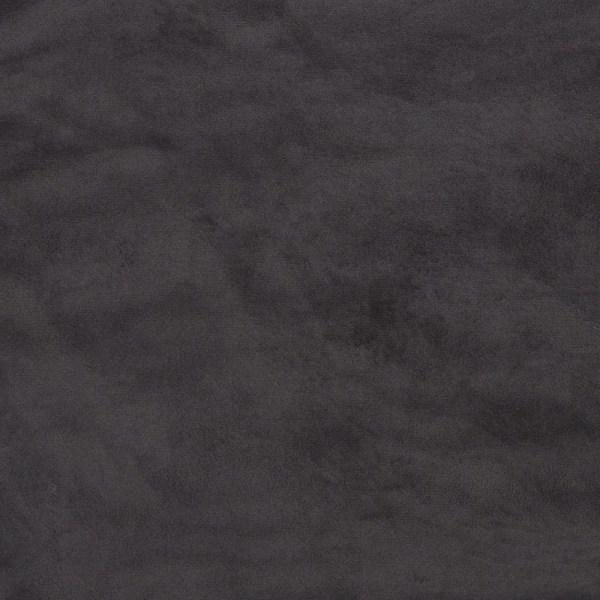 Soft Fleece Charcoal 22'' Bolster Pillow Set