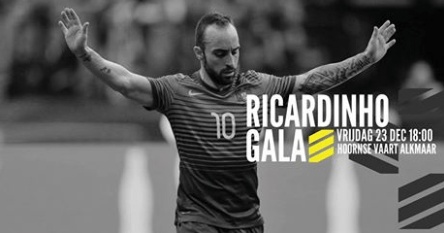 Futsal ster Ricardinho laat Nederland smullen !
